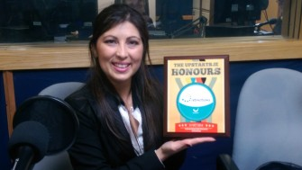 Distinctions & UpStarts Honours Award
